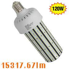 480volt 120watt led corn light bulb 400w metal halide equivalent