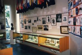 Which Is Available For View By Guided Tour In A Permanent Timeline Exhibit Illustrating Her Life And Career From 1897 To 1995 Changing Exhibits