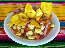 cuisine typique cuisine équatorienne feculents et viande au rendez vous