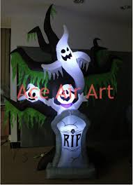 Halloween Blow Up Decorations For The Yard by Scary Outdoor Halloween Blow Ups Animated Blow Up Headless