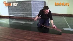 Moduleo Luxury Vinyl Plank Flooring by Lvt Installation Using Instalay Self Adhesive Acoustic Underlay