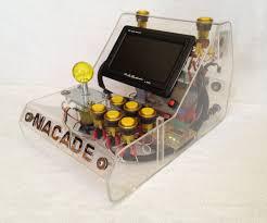 Mame Arcade Machine Kit by Nacade The Raspberry Pi Arcade Machine 13 Steps With