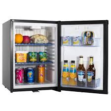 Amazon.com: SMETA Absorption Refrigerator RV Truck Mini Fridge,110v ...