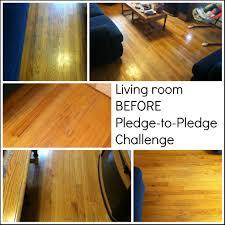 i m taking the pledge to pledge challenge on hardwood floors