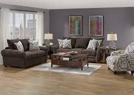 PEYTON 3 PC L R W ACCENT CHAIR Living Room Sets Living Room