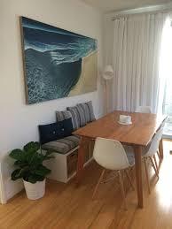 Bench Seat With Dining Table Warwick Cushions IKEA Kallax