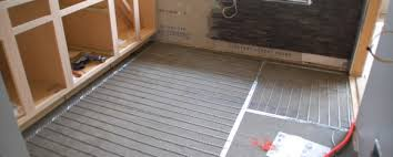 tile 101 how to install suntouch warmwire radiant floor heat