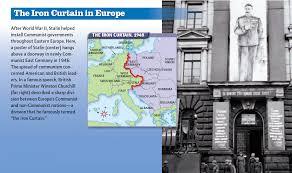 Churchills Iron Curtain Speech Apush by Iron Curtain Definition Ap Human Geography Curtains Gallery