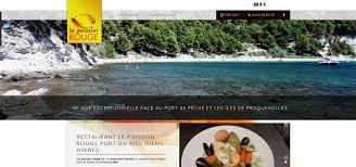 restaurant port du niel restaurant en bord de mer à hyères restaurant le poisson