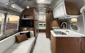 100 Airstream Trailer Restoration S Iconic Just Got A Luxurious Upgrade Travel