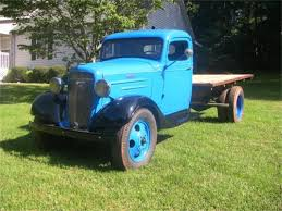 100 Ton Truck 1936 Chevrolet 1 For Sale ClassicCarscom CC1067813