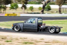 100 Mid Engine Truck Holden Rodeo Track Monster V8