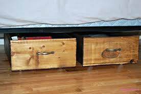 Plastic Drawers On Wheels by Under Bed Storage Drawers U2013 Robys Co