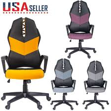 Details About Gaming Chair Office Racing Recliner Computer Seat Swivel Desk  Chair Adjustable Top 10 Best Recling Office Chairs In 2019 Buying Guide Gaming Desk Chair Design Home Ipirations Desks For Of 30 2018 Our Of Reviews By Vs Which One To Choose The My Game Accsories Cool Every Gamer Should Have Autonomous Deals On Black Friday 14 Gear Patrol Amazoncom Top Racing Executive Swivel Massage