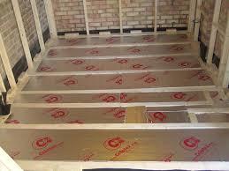 Insulating Carpet by How To Insulate A Garage Floor Uk Carpet Vidalondon