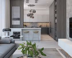 100 Apartments In Moscow A Simple Modern Apartment In