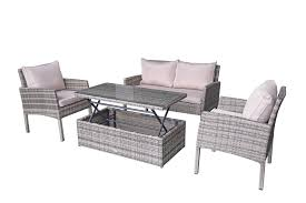 Homeflair Rattan Garden Furniture Penny Brown 2 Seater Sofa + Table + 2  Chairs Set £449 Supagarden Csc100 Swivel Rattan Outdoor Chair China Pe Fniture Tea Table Set 34piece Garden Chairs Modway Aura Patio Armchair Eei2918 Homeflair Penny Brown 2 Seater Sofa Table Set 449 Us 8990 Modern White 6 Piece Suite Beach Wicker Hfc001in Malibu Classic Ding And 4 Stacking Bistro Grey Noble House Jaxson Stackable With Silver Cushion 4pack 3piece Cushions Nimmons 8 Seater In Mixed