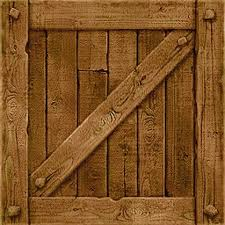 Wood Crate Top From The MMORPG Ryzom License Creative Commons Attribution Share
