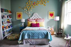 Eclectic Streamlined Bedroom Cheap Decorating Ideas For