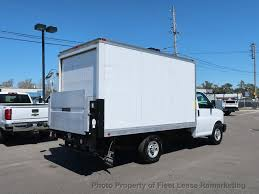 100 Ford Box Truck 2014 Used Chevrolet G3500 Express 12 Ft With