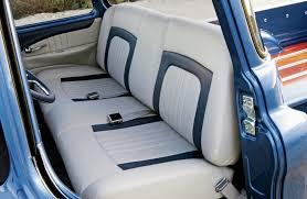 100 Chevy Truck Seats Custom Fresh 1968