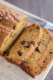 Downeast Maine Pumpkin Bread Recipe by Pumpkin Chocolate Chip Bread Mel U0027s Kitchen Cafe