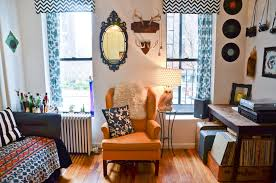 light brown wooden floor idea apartment living room
