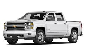 2015 Chevrolet Silverado 2500HD High Country 4x4 Crew Cab 6.6 Ft ...