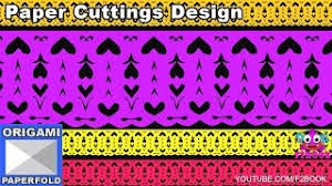 87 Paper Cutting Design Easy Craft Tutorial