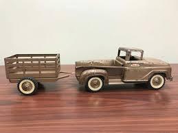 100 Vintage Tonka Truck Adams Northwest Estate Sales Auctions Lot 296 Metal