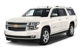 2016 Chevrolet Suburban Reviews and Rating