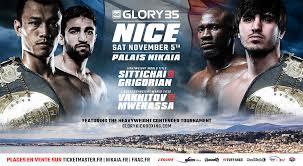 Tuff Shed Inc Linkedin by Glory 35 Nice Fight Card Kickboxingplanet Com
