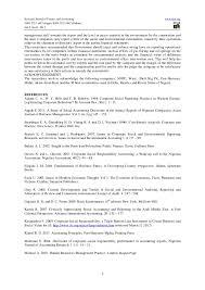 attestation domiciliation si e social social and environmental accounting