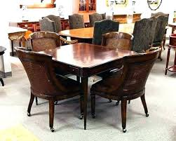 Game Dining Table Chairs Castle Sylvan Convertible