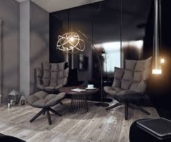 100 Bachelor Appartment LCD Moscow Apartment By Angelina Alexeeva Homedezen