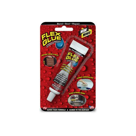 Flex Glue Mini Strong Rubberized Waterproof Adhesive - .75oz