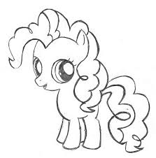 Perfect My Little Pony Coloring Pages Pinkie Pie Cool And Best Color Ideas