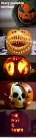 Scariest Pumpkin Carving Ideas by 25 Best Ideas About Good Pumpkin Carving Ideas On Pinterest