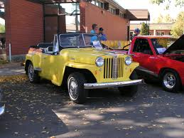 Willys-Overland Jeepster - Wikipedia 1950 Willys Jeep For Sale Classiccarscom Cc1110885 Pickup Truck History Go Beyond The Wrangler Jake Rodriguez Kaiser Blog 1951 In 1950s Station Wagon Wikipedia Rebuild Truck Pinterest Trucks Classic 1956 Willysoverland 4791 Dyler Hot Rod Network About Cj2a Specs And Find Of Week Autotraderca Ted Tuerk
