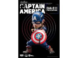 Avengers Age Of Ultron Egg Attack Action EAA 011 Captain America