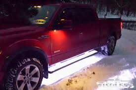 2009 - 2014 LED Running Board Lights - F150LEDs.com Luverne Ford Ranger Supercab 1999 3 Cab Length Polished Round Running Board Side Step Led Light Kit Chevy Dodge Gmc Truck 2015 F150 W Pro Comp Suspension Lift Kit On 20x12 Wheels Iboard Running Board Side Steps Boards Nerf Bars Ss Aobeauty Vanguard Pickup For Trucks Amp Research Official Home Of Powerstep Bedstep Bedstep2 2018 Ford F23450 Super Duty Crew Cab 5 Special Hammerhead Ford F 150 6 Black Live In Canada Avoid These Costly Pickup Truck Addons Driving In Phoenix Arizona Driven Sound And Security Marquette