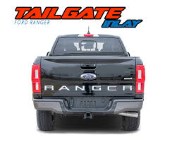 100 Ford Truck Decals TAILGATE TEXT Ranger Stripes Ranger Ranger