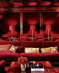oxblood room in decor holt interiors