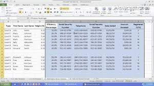 How To Add Delete Rows Columns Microsoft Excel YouTube