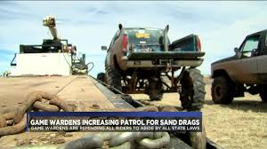 100 Game Truck Amarillo Area Game Wardens To Increase Patrol For Sand Drags Event