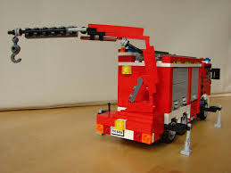 Lego Heavy Rescue Fire Truck (04) - A Photo On Flickriver Bricktoyco Custom Classic Style Lego Fire Station Modularwith 3 Ideas Product Ideas Truck Tiller Lego City Pumper Truck Made From Chassis Of 60107 Light Sound Ladder Cute Wallpapers Amazoncom City 60002 Toys Games Juniors Emergency Walmartcom Fire Truck Youtube Big W City 4208