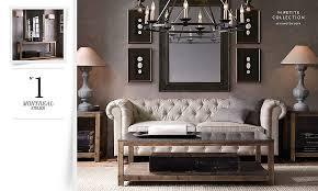 Restoration Hardware Petite Lancaster Sofa by Rooms Restoration Hardware Sea Shells On Black Backing U0026 Golf