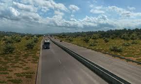 100 Euro Truck Simulator 2 Demo MAP OF AFRICA DEMO V10 MAP MOD Mods