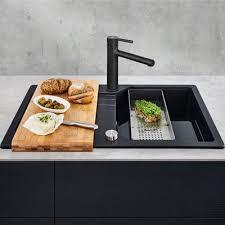 franke küchenarmaturen aus edelstahl i die neue küche i