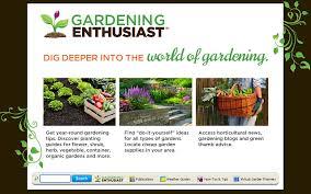 GardeningEnthusiast Chrome Web Store